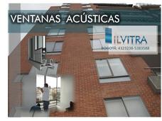 Vidrios Antiruidos Y Ventanas Termo-acústicas