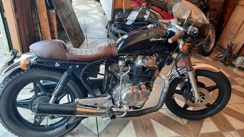 Honda/cb 400 - Café Racer