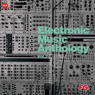 Electronic Music Anthology Vol 2 Vinilo Doble Nuevo Import