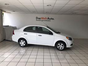 Chevrolet Aveo Automático Ls