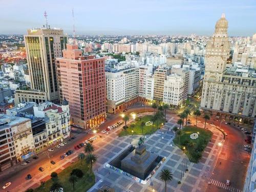 Oficina En Plaza Independencia - Victoria Plaza Offices