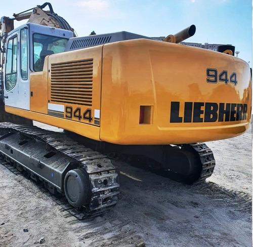 Escavadeira Liebherr  R 944 Único Dono