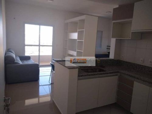 Imagem 1 de 6 de Loft Com 2 Dormitórios, Sala, Banheiro E 1 Vaga Para Alugar, 50 M² - Rudge Ramos - São Bernardo Do Campo/sp - Lf0053