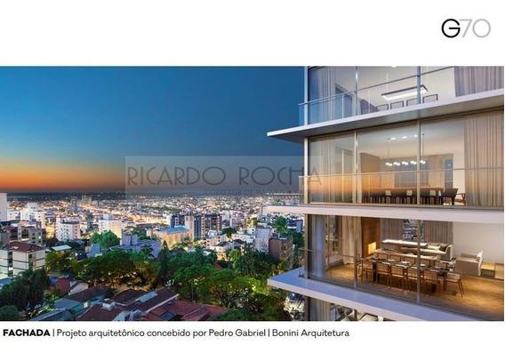 Apartamento A Venda No Bairro Higienópolis Em Porto Alegre - 254-1