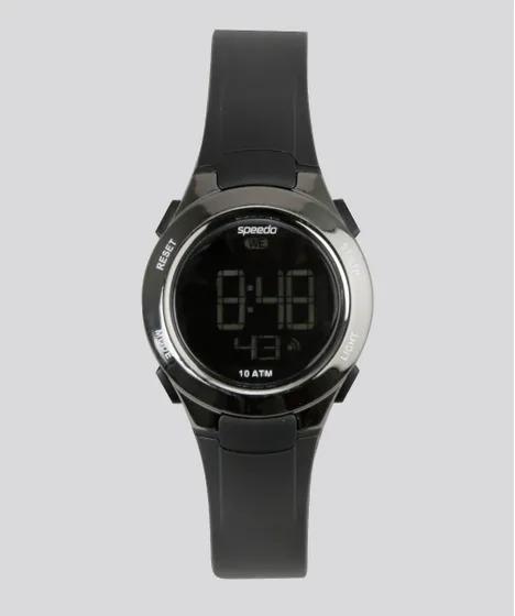 Relógio Digital Speedo 80597l0evnp1k Lindo De Vitrine