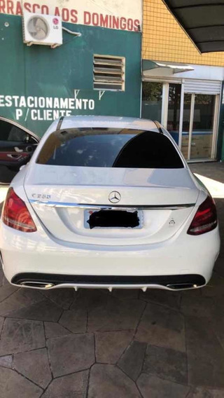 Mercedes-benz Classe C 2016 2.0 Sport Turbo 4p