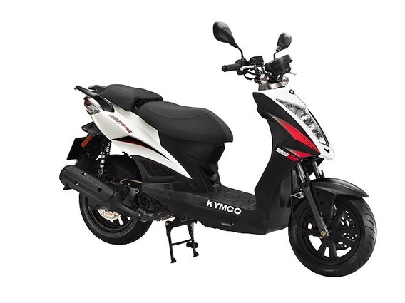 Kymco Agility Rs 125 Naked Ahora 12 0 18
