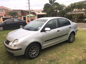 Volkswagen Polo 2004 1.6