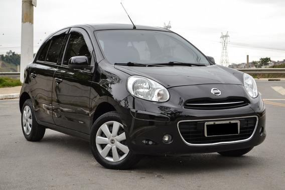 Nissan March Sv 1.6 - Completo - Impecável - 2014