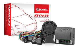 Alarme Taramps Key Pass G2 Sem Controle Keyless Ultrassom