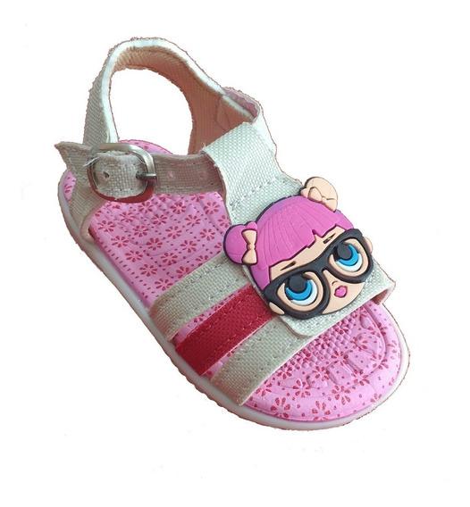 Sandália Baby Kids Confort - Infantil Lol 29,99