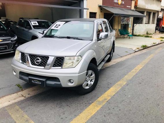 Nissan Frontier 2.5 Le Attack Cab. Dupla Aut. 4p 2012