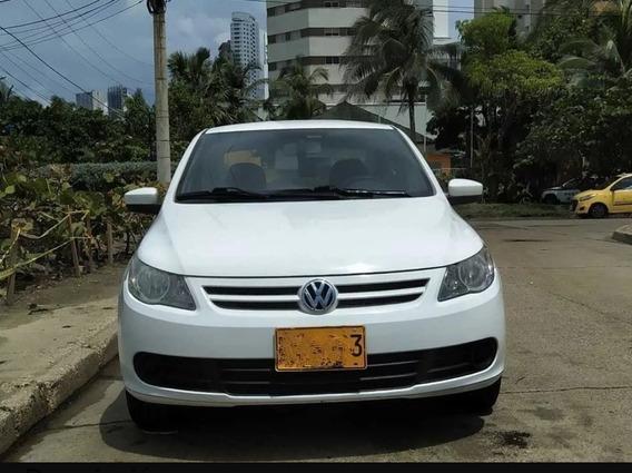 Volkswagen Voyage Gol Sedan 2013