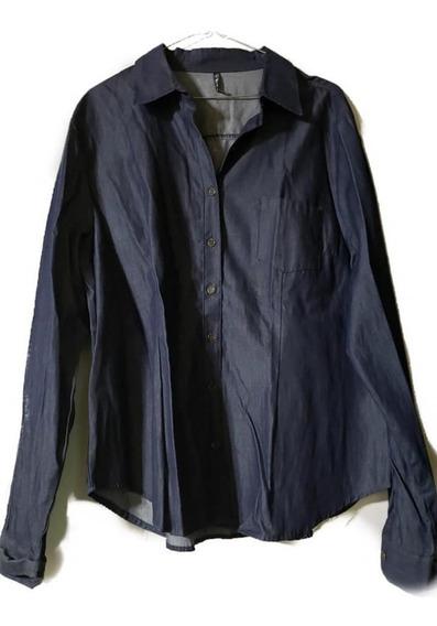 Camisa De Jean T 6