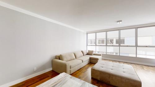 Apartamento De Condomínio Em São Paulo - Sp - Ap0005_elso