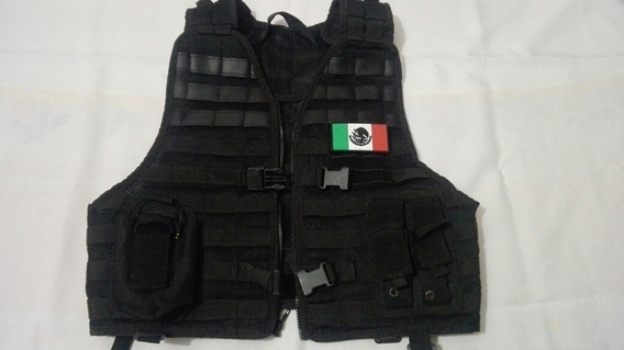 Chaleco Federal