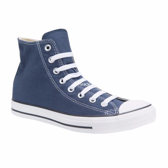 Bota Casual Azul Converse Chuck Taylor Spb 103124