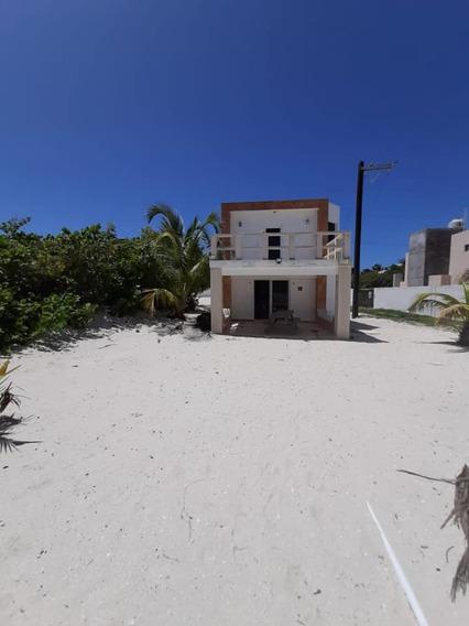 Casa En Renta En El Puerto De San Benito En Yucatán