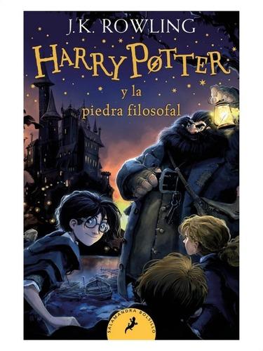 Imagen 1 de 2 de Harry Potter Y La Piedra Filosofal 1 » J.k. Rowling