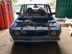 Fiat 128 Berlina Enfierrado