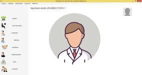 Sistema De Consultórios E Clínicas Médicas Software Completo