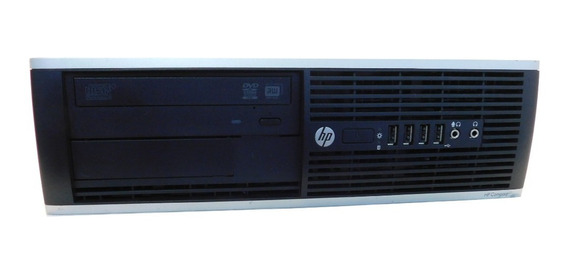 Cpu Hp Sff Compac Elite 8200 Core I5 3.1ghz 4gb Ddr3 500gb