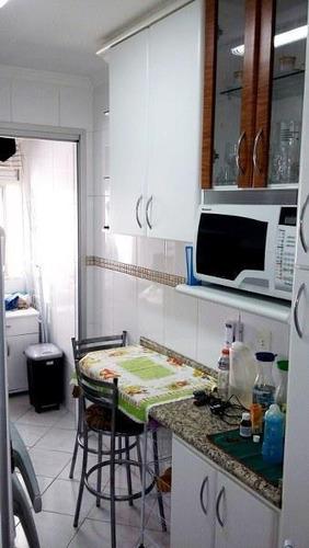 Imagem 1 de 17 de Apartamento  Residencial À Venda, Vila Bela, São Paulo. - Ap2464