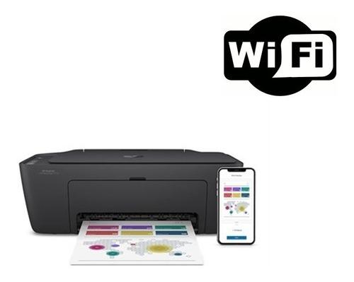 Multifuncional Hp Deskjet Ink Advantage 2774 Colorida Wifi