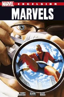 Marvels (excelsior) - Kurt Busiek Alex Ross - Ovni Press