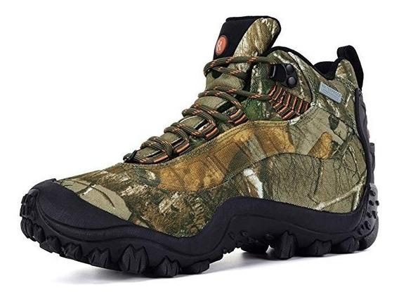 Botas Senderismo Camuflage Xpeti Men Boots Hiking Hunting