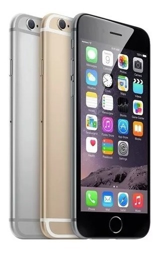 iPhone 6 16gb Space Gray Sin Caja + Accesorios | Digitek