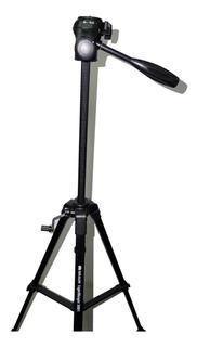 Braun Trípode Lightweight 3001 + Soporte Para Celular