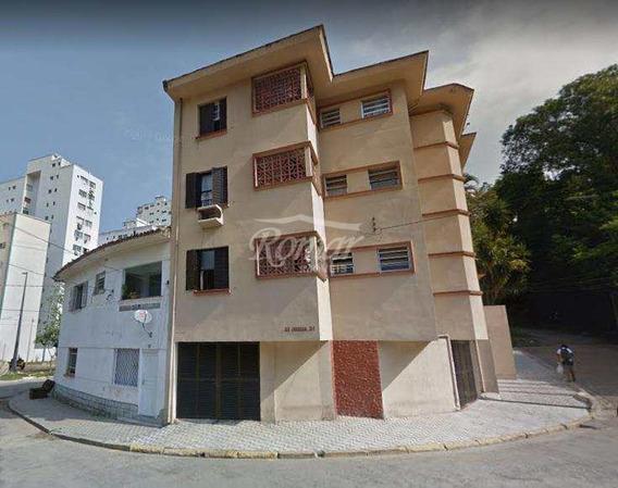 Sala Living, Itararé, São Vicente, 42m² - Codigo: 24 - A24