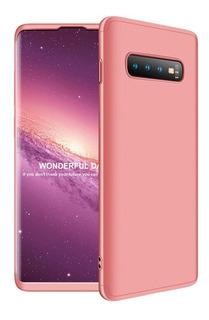 Funda Luxury 3 En 1 Rigida Samsung S10 Plus Lite + Nano Film