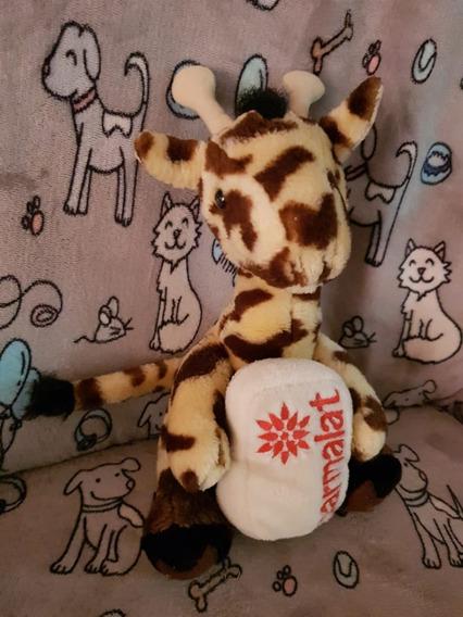 Girafa Pelúcia - Coleção Parmalat