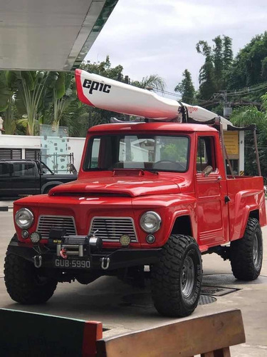 Jeep Willys F 75