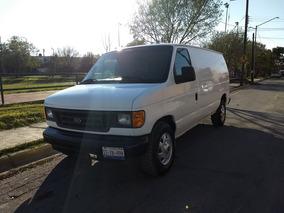 Ford Van Econoline Cargo Modelo 2006