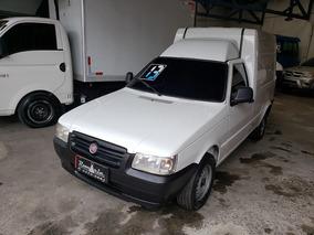 Fiat Fiorino 1.3 Flex 4p,2013,unico Dono,manual,chave Copia