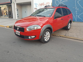 Fiat Palio 1.4 Weekend Trekking 87cv 2012 Oportunidad Liquid