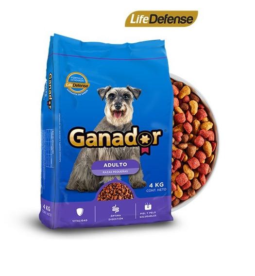 Ganador Adulto Razas Pequeñas 20kg. Croqueta Alimento Perro