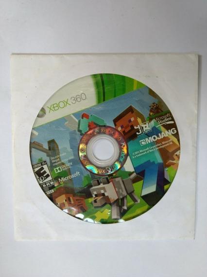 Jogo Xbox 360 Minecraft Original