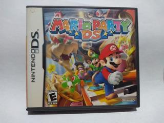 Mario Party Para Nintendo Ds Videojuegos Leo