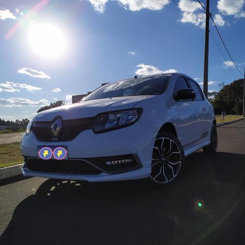 Renault Sandero 2020 2.0 Rs Flex 5p