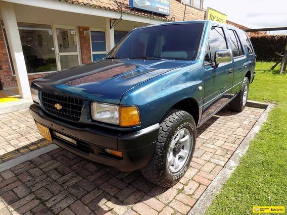 Chevrolet Rodeo 2.6cc Mt Aa 4x4