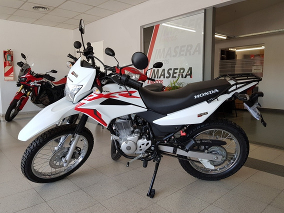 Honda Xr 150 L - 0km - Ahora 12 / 18 - Masera Motos - W