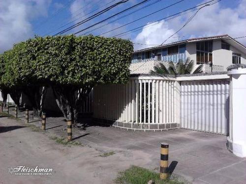 Imagem 1 de 30 de Casa Residencial À Venda, Imbiribeira, Recife - Ca0109. - Ca0109