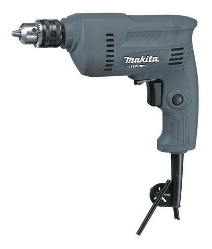 Imagen 1 de 1 de Taladro eléctrico Makita MT M0600G 3000rpm 60Hz 350W gris 127V