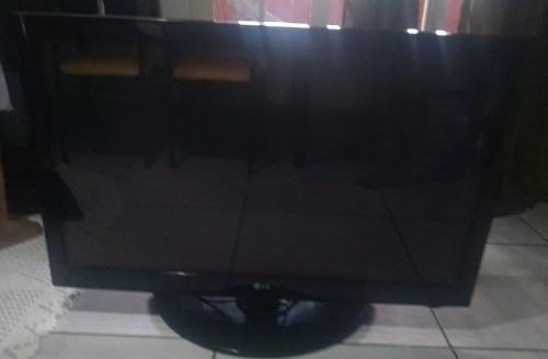 Tv Lg Plasma - 42pg20r - Com Defeito