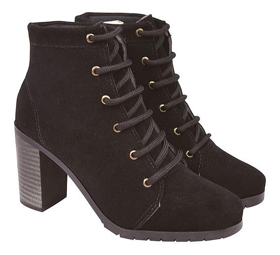 Bota Coturno Sapato Feminino Chiquiteira Chiqui/4108