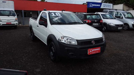 Fiat Strada 1.4 Mpi Hard Working Cs 8v Flex 2p Manual 2
